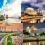 Ngã ngửa với giá tour du lịch hấp dẫn đi du lịch Singapore Malaysia Indonesia