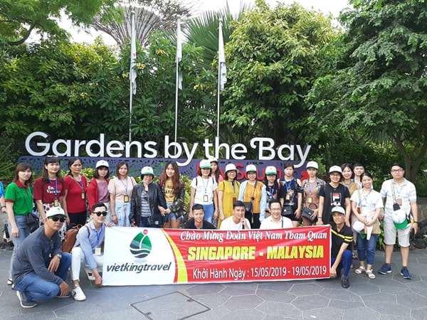 du lịch singapore malaysia gía rẻ