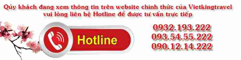 số điện thoại hotline tour tết 2020