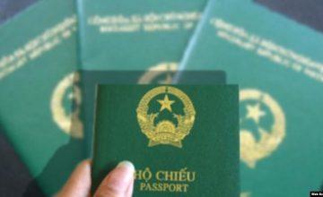 Cần chú ý thời gian hiệu lực có trên hộ chiếu tránh trường hợp chuyến đi bị tạm hoãn